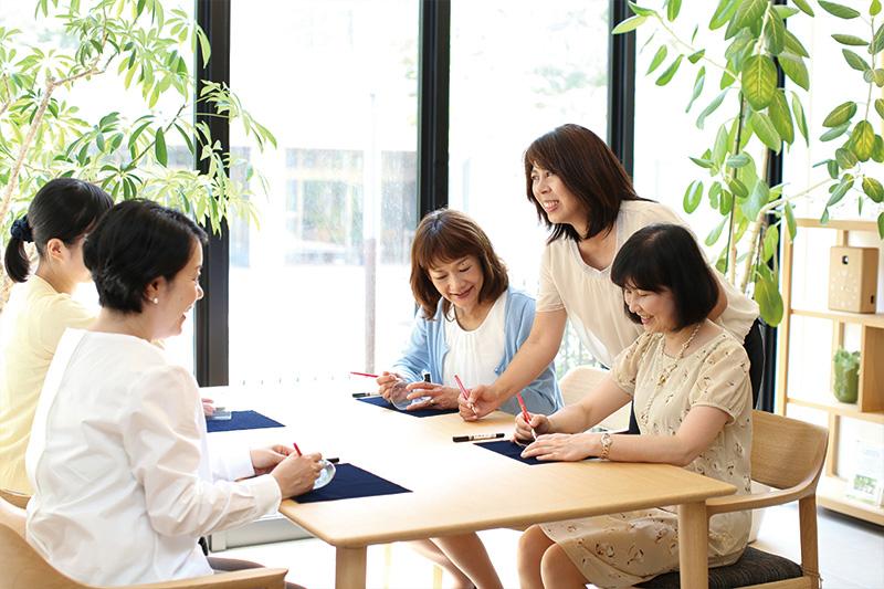 千葉県佐倉市グラスリッツェン工房Sorrisoカルチャー教室