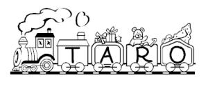 汽車のイニシャル
